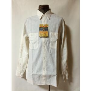 BUZZRICKSON'S バズリクソンズ BR25996 シャンブレー長袖ワークシャツ crossover-co