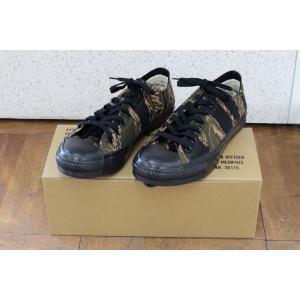 BAZZ RICKSON'S バズリクソンズ BR02550 バスケットボール スニーカー  BASKETBALL SHOE タイガーカモ カモフラージュ crossover-co