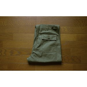 TCBjeans 50's BAKER PT OLIVE TCBジーンズ|crossover-co