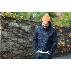 TCB jeans 50's JEAN JACKET / Type 2nd  (NEW MODEL)|crossover-co