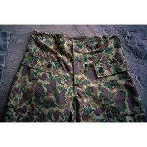 TCB jeans Crawling Pants / USMC M-44 (モンキーパンツ) Frog Sking camo|crossover-co