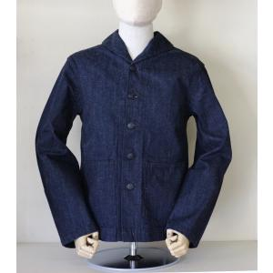 TCBjeans SEAMENS Jumpers / USN デッキJKT|crossover-co