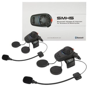 SENA SMH5D-01 ツインパック バイク用インカム Bluetooth3.0