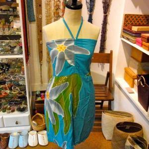 パレオドレス ショートa|crossroad-cgsk
