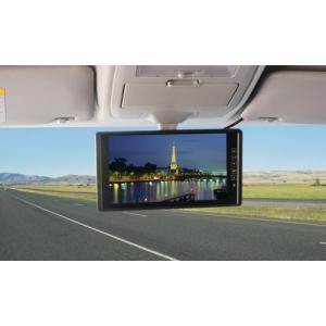 ルームミラーモニター 9インチ 「MM090A」 車載モニター フルミラー バックカメラ連動 24V対応 車用モニター[DreamMaker] crossroad2007 04