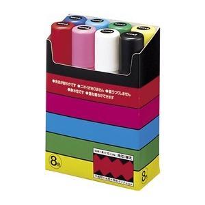 ポスカ 8色セット 極太角芯 品番:PC17K...の関連商品1