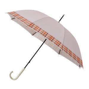 ケース販売・60本以上でご注文下さい(数量未満はストアへ要連絡) マドラスチェック晴雨兼用長傘  ・送料無料 ・粗品/販促品に最適!|crossshop2