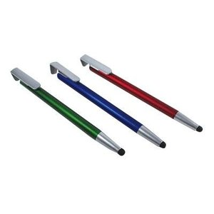 (ケース販売のみ・600本単位でご注文下さい) 4in1タッチボールペン1本  ・送料無料 ・粗品/記念品/販促品/賞品に最適!