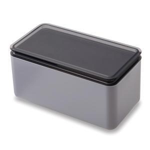 ケース販売のみ・54個単位でご注文下さい 抗菌マスク保管ケース1個(グレー)  ・送料無料 ・粗品/販促品に最適!|crossshop2