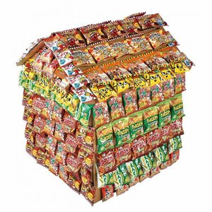 NEWお菓子の家200人用  ・送料無料 ・粗品/販促品に最適! crossshop2
