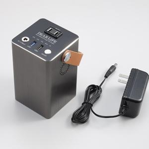 ポータブル蓄電池 (エナジープロS) LB-100  DEAR LIFE|crossshop2