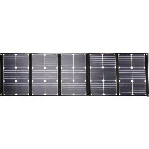 ソーラーパネル LBP-100  スマホやタブレットに直接充電可 ポータブル蓄電池【LB-400】専用 DEAR LIFE|crossshop2