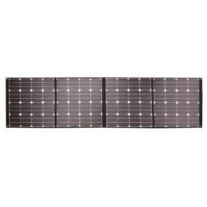 ソーラーパネル LBP-200  スマホやタブレットに直接充電可 ポータブル蓄電池【LB-1200】専用 DEAR LIFE|crossshop2