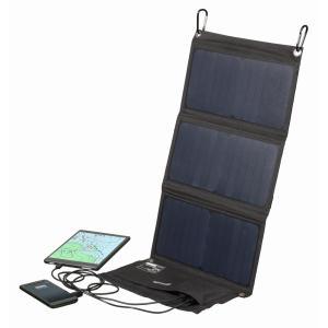 ソーラーパネル LBP-21  スマホやタブレットに直接充電可 ポータブル蓄電池【エナジープロS】専用 DEAR LIFE|crossshop2