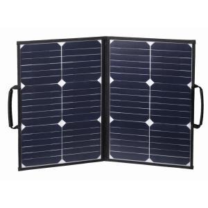 ソーラーパネル LBP-40  スマホやタブレットに直接充電可 ポータブル蓄電池【LB-230】専用 DEAR LIFE|crossshop2