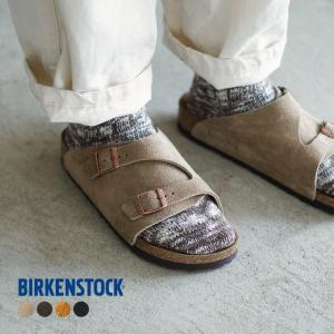 ビルケンシュトック BIRKENSTOCK ZURICH サンダル チューリッヒ スエード ベルト レディース メンズ 2021春夏 crouka