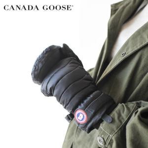 カナダグース CANADA GOOSE LIGHTWEIGHT MITT キルティング加工 ミトン ・5171L  送料無料|crouka