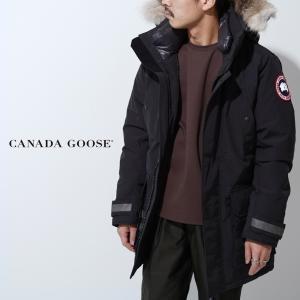 カナダグース CANADA GOOSE エリクソン パーカー ERICKSON PARKA FF ダウンジャケット コート ファー付き メンズ 9513MA 送料無料|crouka