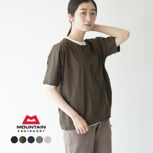 プレミアム会員P5倍 マウンテンイクイップメント MOUNTAIN EQUIPMENT PERTEX EQ TEE パーテックスEQ Tシャツ ・425722|crouka