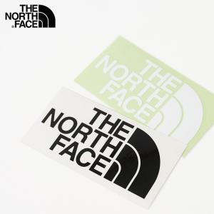 プレミアム会員P5倍 ザ ノースフェイス THE NORTH FACE TNF Cutting Sticker カッティングステッカー ブランドロゴ シール ・nn88106 (ユニセックス)|crouka