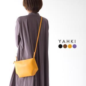 ヤーキ/YAHKI 多角形型 ショルダーバッグ レディース 2019秋冬 バッグ YH-256 crouka