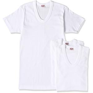 [ビー・ブイ・ディ] U首半袖Tシャツ GOLD (タイ製) メンズ WH 日本 L (日本サイズL相当) crowded1381