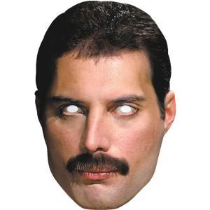 mask-arade パーティーマスク【フレディ・マーキュリー/Freddie Mercury】 crowded1381