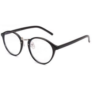 Cyxus(シクサズ)ブルーライトカットメガネ [透明レンズ] pcメガネ uvカット パソコン用メガネ 視力保護 輻射防止 紫外線防止 目の疲れを緩和 肌に優しい 睡眠 crowded1381