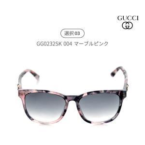 数量限定 特価セール販売 Gucci GG0232SK グッチ サングラス レディース メンズ ブラ...