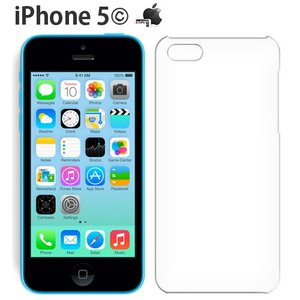 iPhone5c 保護フィルム付き]iPhone 5c ケー...