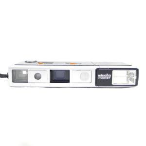 MINOLTA ミノルタ ポケットカメラ AUTOPAK オートパック 450E フィルムカメラ ユニセックス 中古  A-ランク