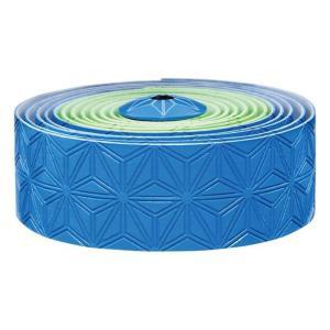 supacaz  (スパカズ) KUSH Multi ネオングリーン/ネオンブルー バーテープ|crowngears