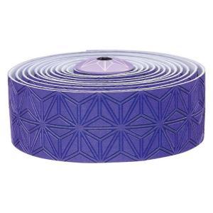 supacaz  (スパカズ) KUSH Single ネオンパープル バーテープ|crowngears