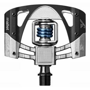 Crankbrothers (クランクブラザーズ) mallet 3 V2 ロウ/ブラック ライトブルー/574624|crowngears