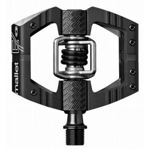 Crankbrothers (クランクブラザーズ) mallet エンデューロ ブラックボディ/ブラック/574622|crowngears