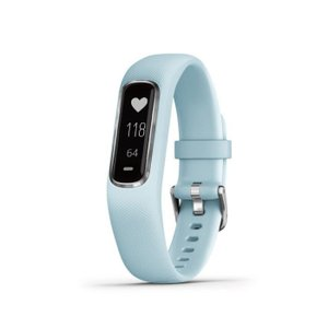 GARMIN (ガーミン)  VIVO Smart 4 ヴィヴォ スマート  レギュラーサイズ  ブルー/シルバー|crowngears