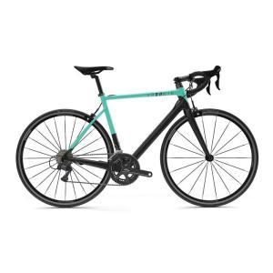 ARGON18 (アルゴン 18) 2019モデル GO! ゴー ブラック/グロスミント 105-5800 サイズ XXS(162-167cm)ロードバイク|crowngears