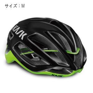 KASK(カスク) PROTONE プロトーン ブラック/ライム サイズM ヘルメット 【自転車】|crowngears