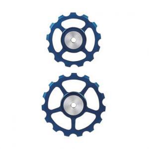 BERNER(バーナー)プーリー SET 13T-15T BLUE crowngears