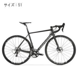 Cervelo (サーベロ) 2017 R3 Disc ULTEGRA 6800 マッドブラック/ブラック 51(170-175cm)ロードバイク|crowngears