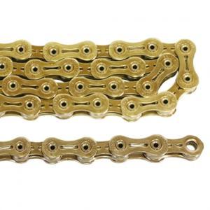 YABAN(ワイエービーエーエヌ)SLA211 チタンチェーン 11S ゴールド|crowngears