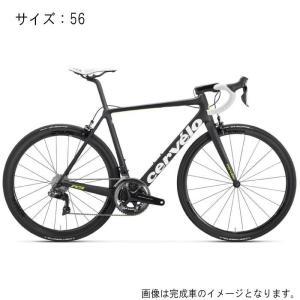 Cervelo (サーベロ) 2018モデル R5 ブラック/グリーン サイズ56(179-184cm)フレームセット|crowngears|02