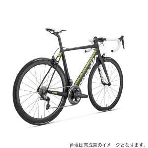Cervelo (サーベロ) 2018モデル R5 ブラック/グリーン サイズ56(179-184cm)フレームセット|crowngears|03