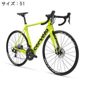 Cervelo(サーべロ) 2018モデル R3 Disc R8070 フルオイエロー/ブラック サイズ51(170-175cm)ロードバイク|crowngears|02