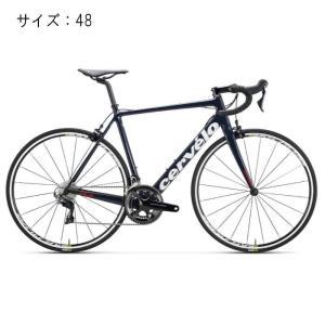 Cervelo(サーべロ) 2018モデル R3 DURA-ACE R9100 ネイビー/レッド サイズ48(166-171cm)ロードバイク|crowngears