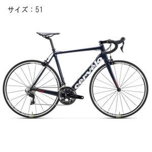 Cervelo(サーべロ) 2018モデル R3 DURA-ACE R9100 ネイビー/レッド サイズ51(170-175cm)ロードバイク|crowngears