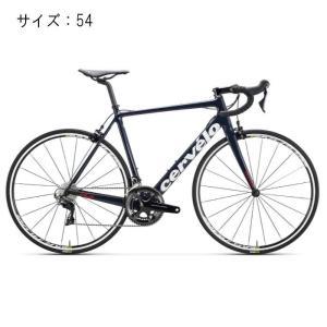 Cervelo(サーべロ) 2018モデル R3 DURA-ACE R9100 ネイビー/レッド サイズ54(175-180cm)ロードバイク|crowngears