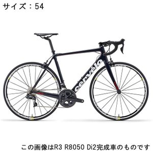 Cervelo(サーべロ)2018モデル R3 R8000 ネイビー/レッド サイズ54(175-180cm)ロードバイク|crowngears