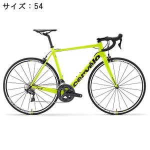 Cervelo (サーベロ) 2018モデル R3 R8000 フルオイエロー/ブラック サイズ54(175-180cm)ロードバイク|crowngears