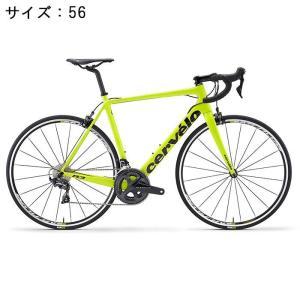 Cervelo (サーベロ) 2018モデル R3 R8000 フルオイエロー/ブラック サイズ56(179-184cm) ロードバイク|crowngears